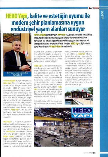 Yapı Magazin Reviste