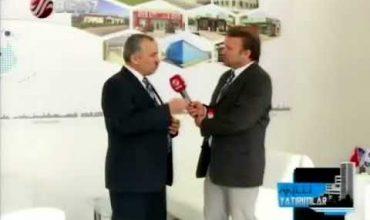 Canalul BeyazTV, program de investitii inteligente [Targul de constructie 2014]