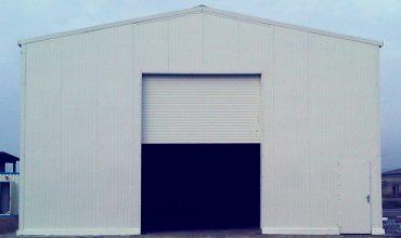 Cladire Hangar de 200 mp