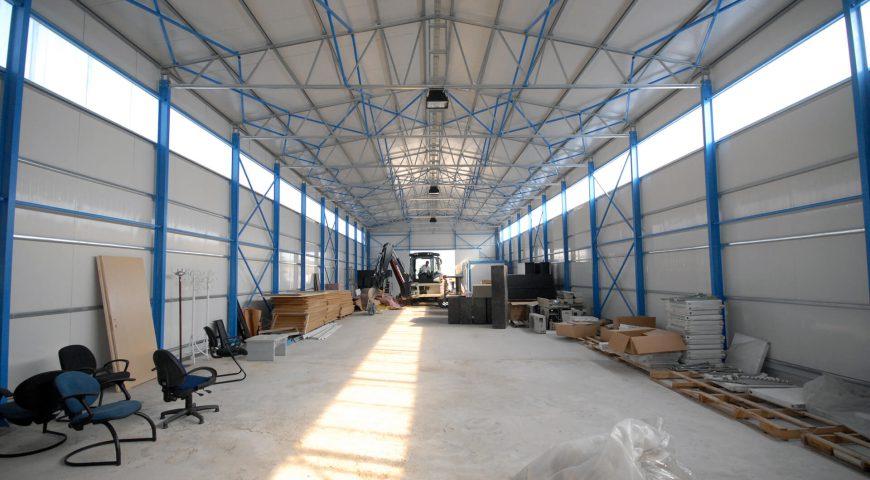 Constructie pe Structura din otel 1000 mp-0