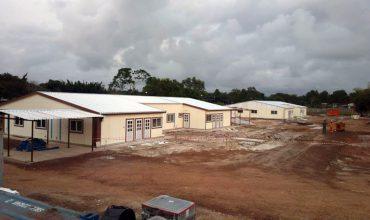 Proiect de cladire prefabricata pentru cazare