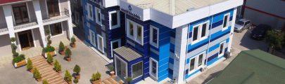 Cladire de birouri pe sistem de structura usoara din otel