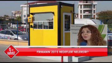 Targul de constructie din Istanbul 2015, Muncă și Viață [Kanala A]