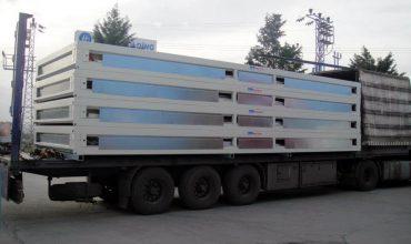 Proiect de containere pentru santiere