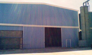 Cladire pentru atelier de 750 mp