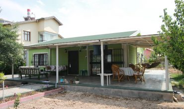 Proiect de casa prefabricata pentru locuinta cu un singur nivel