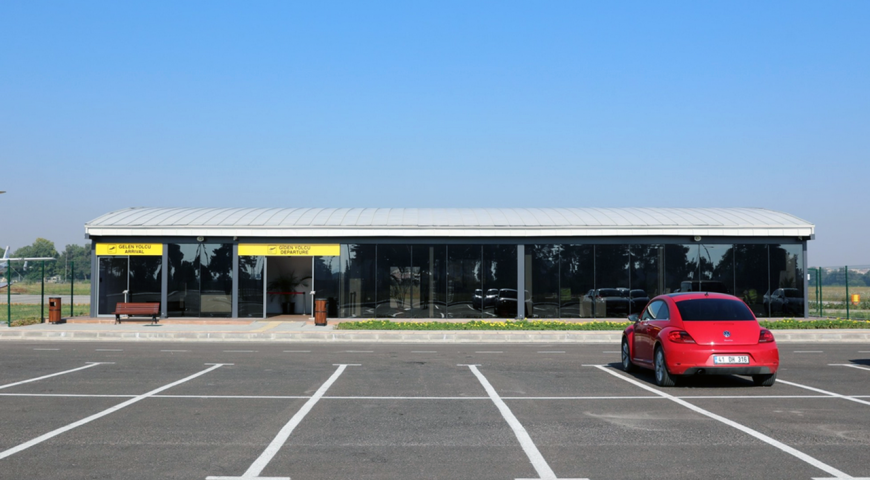 A fost inaugurat terminalul de pasageri al aeroportului Yunuseli